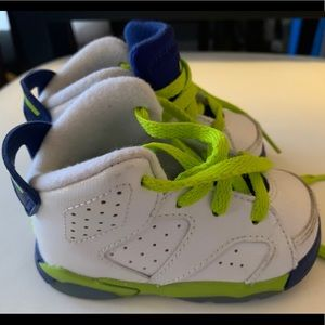 Jordan 6 Retro Gt Baby / Toddler